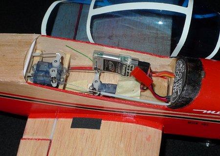Graupner BO 209 Monsun RC Komponenten