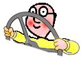 John Salesman - Spitzenfahrer am Lenkrad