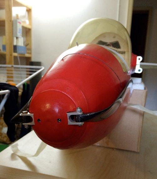 MiniMoa Spinner von Vorne