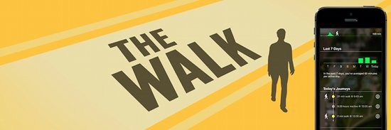 The Walk - Fitness-App für iPhone