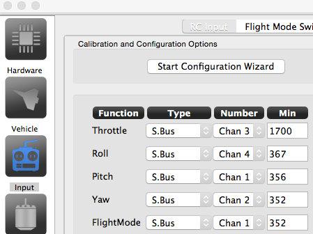 taulabs-colibri-configuration-calibration-futaba