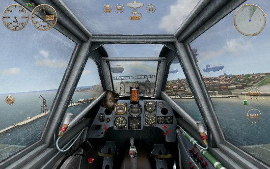Sky-Gamblers Storm-Raiders Screenshot
