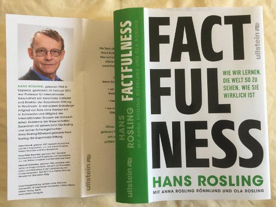 Factfulness - Buch von Hans Rosling