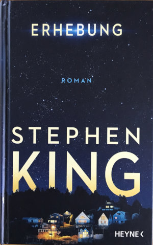 Cover: Erhebung, Stephen King