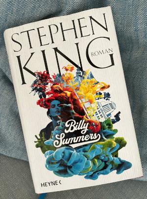 Billy Summers: Krimi von Stephen King