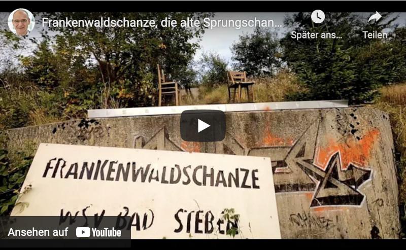 One Shot Video - Frankenwaldschanze Bad Steben